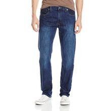 Men's Relaxed Straight 5-Pocket Jean