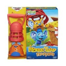 Elefun & Friends Mousetrap Trappers Game
