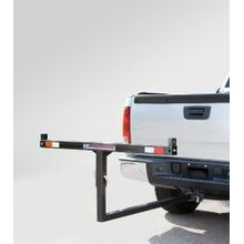 2-In-1 Hitch Mounted E-Z Load Extender