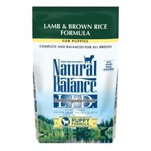 Limited Ingredient Lamb & Rice Dry Puppy Food