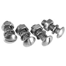 Stainless Steel License Plate Fasteners