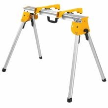 Heavy Duty Work Stand with Miter Saw Mounting Brackets