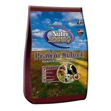 Prairie Select Grain Free Dog Food with Quail