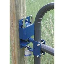 Two-Way Lockable Gate Latch