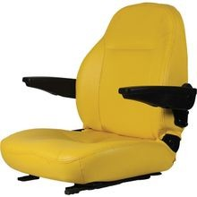 Premium High-Back Contoured Seat – Ideal for ZTR's (HD Vinyl)