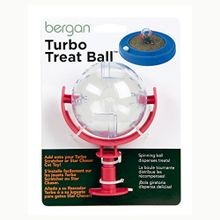 Turbo Treat Ball-Red