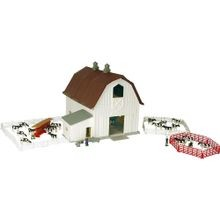 Dairy Barn Building Set