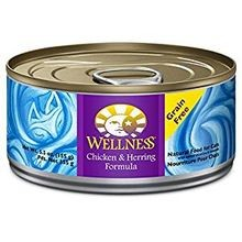 Complete Health Natural Chicken & Herring Pate Grain Free Canned Cat Food 5.5 oz