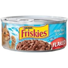 Flaked Canned Cat Food