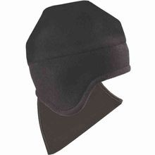 Men's Quick Draw Hat W/Drop Face Mask