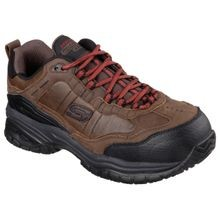 Men's Relaxed Fit Soft-Stride Constructor II Comp Toe Work Shoe