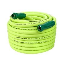 5/8 Inch x 100 Feet Flexzilla Garden Hose with SwivelGrip