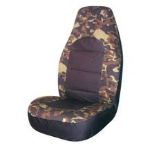 Camouflage Universal Bucket Seat Cover