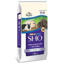 Manna Pro Select Series SHO Rabbit Food Supplement Overall Body Firmness 50lbs