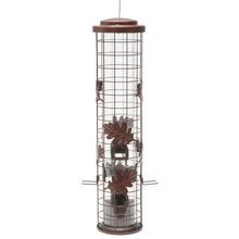 Squirrel-Be-Gone Cylinder Wild Bird Feeder