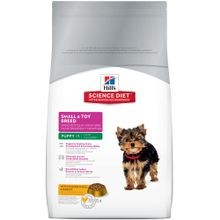 Adult Small & Toy Breed Chicken Meal & Rice Recipe Dry Dog Food