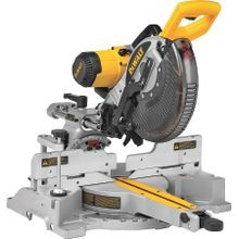 Dw717 Double Bevel Sliding Compound Corded Miter Saw, 120 V, 15 A, 10 In Dia