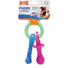 Puppy Chew - Teething Pacifier in X Small