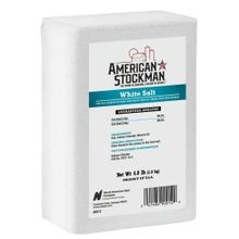 American Stockman® White Salt Brick