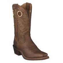 Men's Heritage Roughstock Square Toe Cowboy Boot