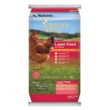 NatureWise Layer 16% Crumbles 50 lb Bag