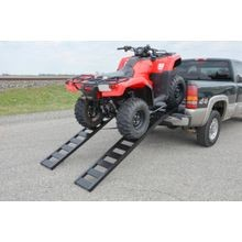 Aluminum Non-Folding Arched Loading Ramps 90