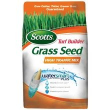 Turf Builder Grass Seed High Traffic Mix