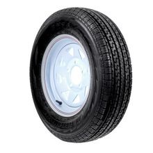 ST Radial 235/80R16 Trailer Tire, TIRE ONLY