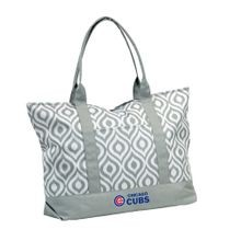 Chicago Cubs MLB Ikat Tote