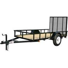 8' Wood Floor Trailer