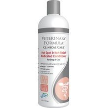 Veterinary Formula Clinical Care Hot Spot & Itch Relief Medicated Conditioner for Dogs & Cats