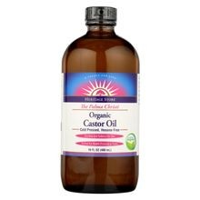 Herit Castor Oil - 16 Fl Oz