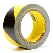 Safety Stripe Tape Black/Yellow 2