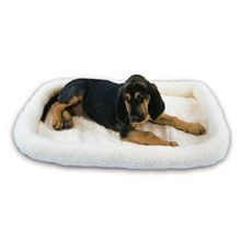 Snoozzy Pet Bed With Bumper