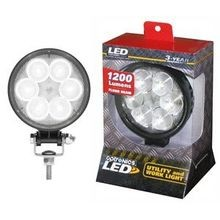 TLL144FSL Round LED Work Light