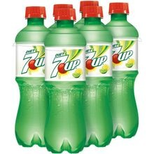 Diet 7Up 6-Pack Soda Pop