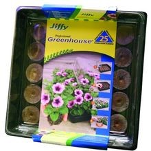 25-Plant Professional Greenhouse Starter Kit