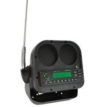 Roof-Mount AM/FM/Weather Band Radio