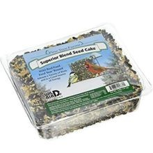 Superior Blend Bird Seed Cake - 2 lb