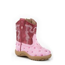 Infant Girls' Pre-Walker Cowgirl Boot