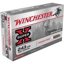 243 Poin-To-Point Rifle Ammunition