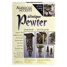 American Accents Designer Metallic Paint Kit, 11 oz - Bronze