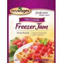 No Cook Freezer Jam Fruit Pectin