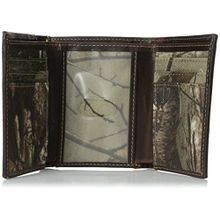 Men's Realtree Trifold Wallet - Realtree, One Size