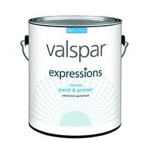Expressions Interior Flat Clear Paint 1 Gallon