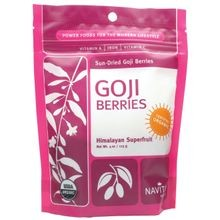 Organic Goji Berries 4 Oz