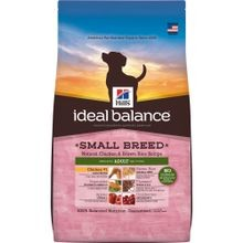 Adult Small Breed Natural Chicken & Brown Rice Recipe Dry Dog Food, 4 lb
