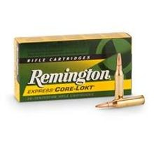 .300 Winchester. Mag. 150 Grain Core-Lokt Pointed Soft Point Ammunition