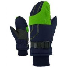 Little Boys' Taslon & Sport Fleece Ski Mitten
