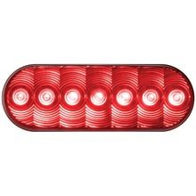 V821kr 7 Turn And Tail Light Kit, 9 16 V, Led, 6 1/2 In L X 2 1/4 In W X 1.42 In H, Plastic